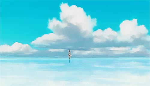 Watch and share Ghibli GIFs and Nature GIFs on Gfycat