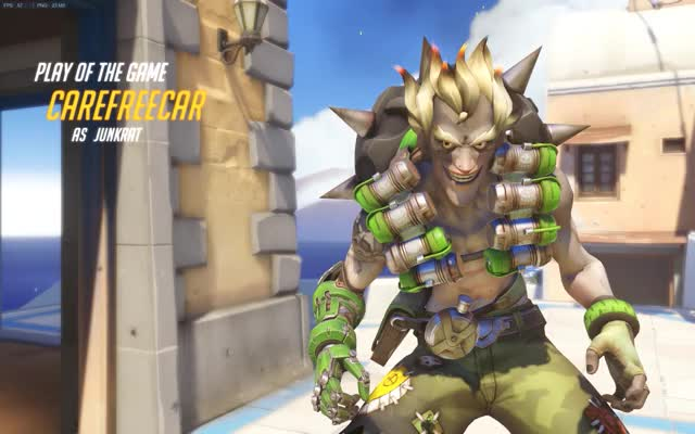 Watch junkrat GIF by Justin (@justmonkee) on Gfycat. Discover more related GIFs on Gfycat