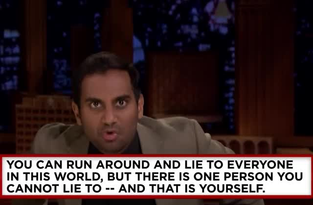 Watch and share Aziz Ansari GIFs by Reactions on Gfycat