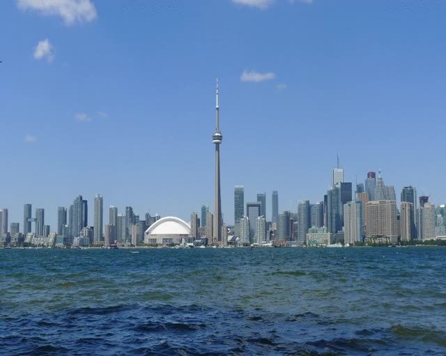 Watch and share Toronto Day To Night Time GIFs on Gfycat