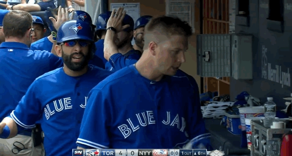 Torontobluejays, askreddit, A list of all the great streamables/gifs and photos. (reddit) GIFs