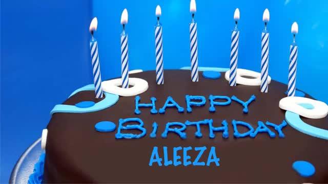 Aleeza Cakes Pasteles Happy Birthday Gif Find Make Share