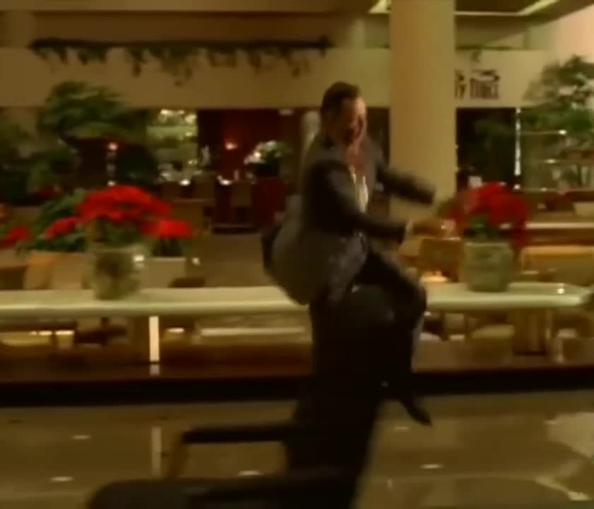 GIF Brewery, top-10-celebrities-that-are-surprisingly-good-dancers, Christopher Walken has some serious dance moves GIFs