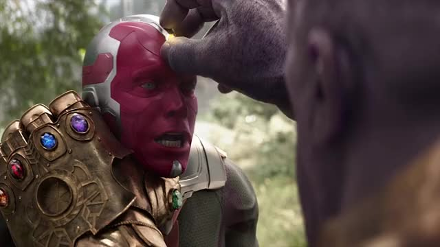 Watch and share Avengers Infinity War GIFs and The Vision GIFs by AMCU on Gfycat