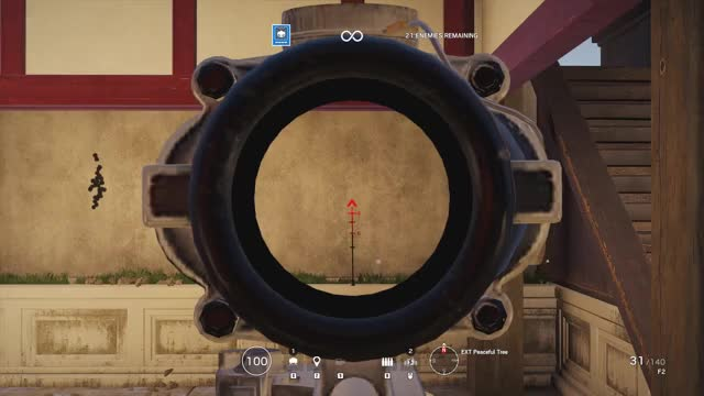 twitch recoil