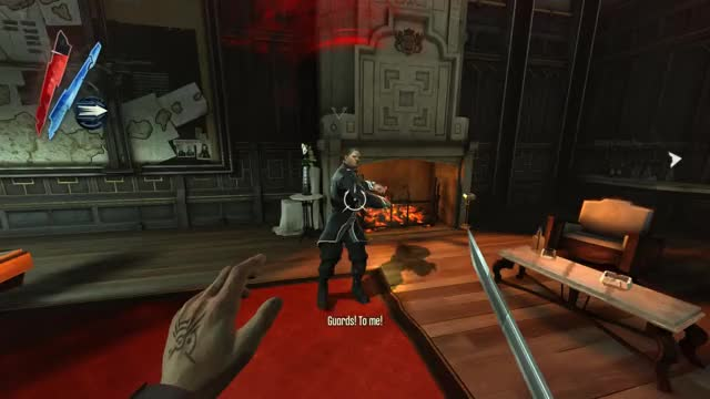 Watch and share Dishonored GIFs and Havelock GIFs by hxceee on Gfycat