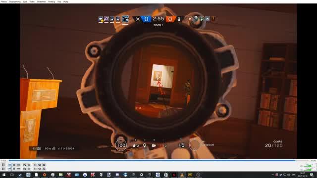 Watch and share Siege Headshot GIFs on Gfycat
