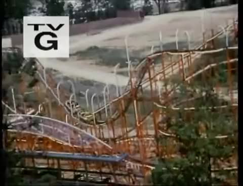 Watch and share Kings Island In Banana Splits In Hocus Pocus Park GIFs on Gfycat
