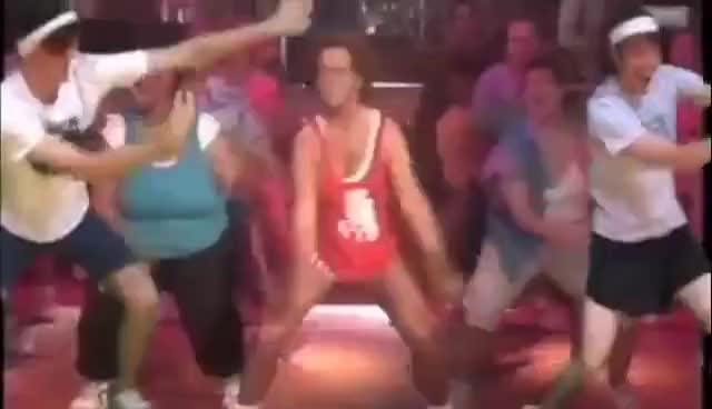 Watch rs GIF on Gfycat. Discover more Brendan, comedy, dance, dancing, exercise, fun, gay, green GIFs on Gfycat