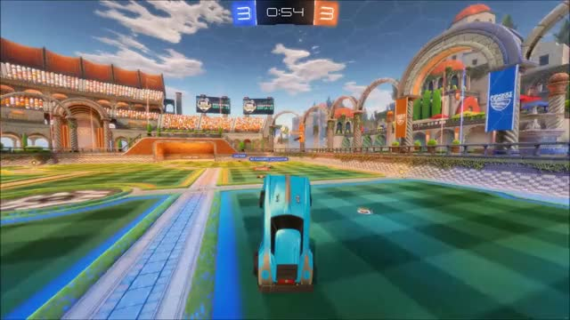 Watch and share Rocket League GIFs by _dyno_ on Gfycat