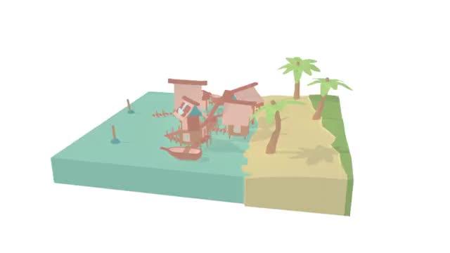 Watch and share Fishing Village 1.0301 GIFs on Gfycat