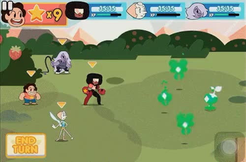 Watch and share Attack The Light GIFs and Steven Universe GIFs on Gfycat