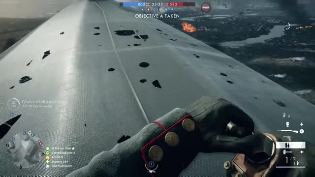 Watch Time to go! GIF by @bottleb on Gfycat. Discover more battlefield1 GIFs on Gfycat