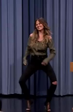 Charades with Chelsea Handler, John Legend and Chrissy Teigen GIFs