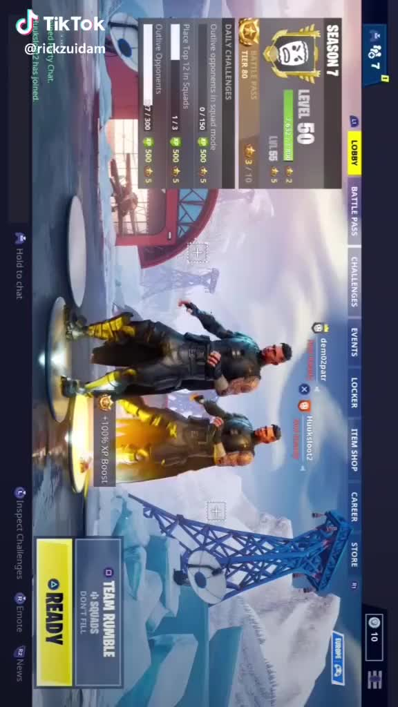 Watch  #duet #foryou #voorjou #fortnite #fortnitedance #couplegoals GIF by TikTok (@wholemasterpiece6) on Gfycat. Discover more duet, fortnite, foryou, voorjou GIFs on Gfycat