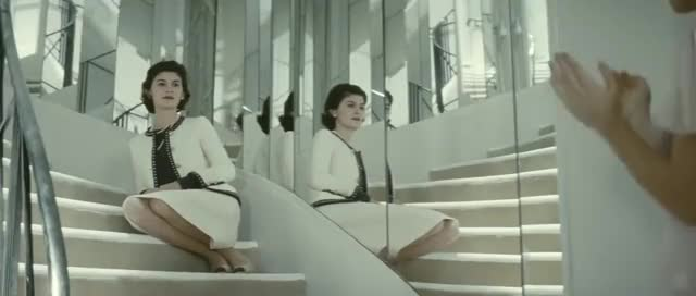 Watch audrey GIF on Gfycat. Discover more Audrey, Tautou, before, chanel, coco, film, movie, trailer GIFs on Gfycat