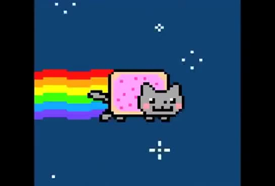 Watch and share Nyan Cat GIFs and Meow GIFs on Gfycat