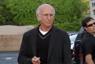 Watch and share Larry David GIFs on Gfycat