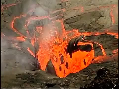 Watch and share Magma GIFs and Lava GIFs by Vera Yuan on Gfycat