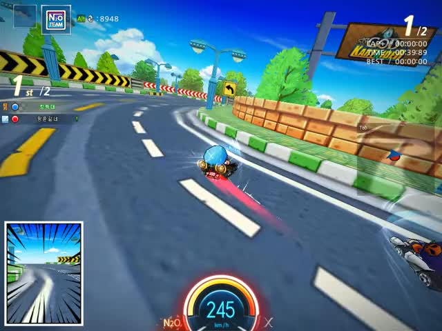 Watch and share Crazyracing Kartrider 2019.06.26 - 20.03.52.03.DVR GIFs by oversize- on Gfycat