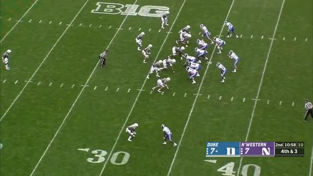 Watch Daniel Jones (Duke QB) vs. Northwestern (2018) GIF on Gfycat. Discover more football GIFs on Gfycat