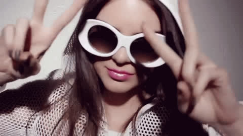 Kendall Jenner, deal with it, sunglasses, Kendall Jenner Deal with It GIFs