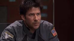 Watch and share Stargate Atlantis GIFs and John Sheppard GIFs on Gfycat
