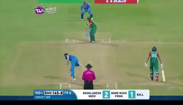 Watch and share ICC #WT20 India Vs Bangladesh - Match Highlights GIFs on Gfycat