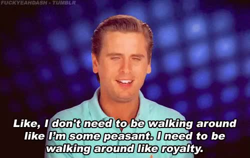 Watch and share Ea Ff Ef Wisdom By Scott Disick And Scott Disick Memes GIFs on Gfycat