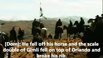 Watch and share Lord Of The Rings GIFs and Orlando Bloom GIFs on Gfycat
