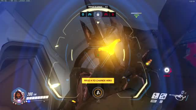 Watch and share Overwatch 2021-02-17 15-33-45 GIFs by classicbug on Gfycat