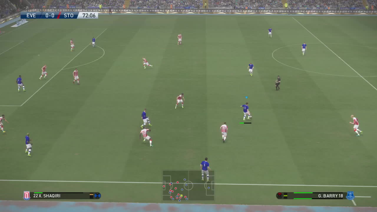 ps4share, sony interactive entertainment, wepes, Pro Evolution Soccer 2017_20160918011136 GIFs