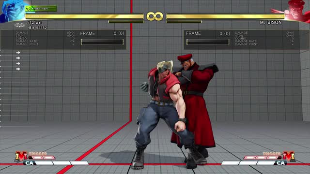 Watch and share StreetFighterV 2020-01-05 17-18-18 GIFs by mineeman on Gfycat