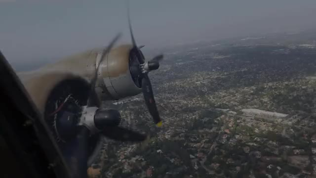Watch and share Outside Of A B-17 While Flying GIFs by frank26080115 on Gfycat