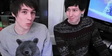 Watch and share Love Eyes Lester GIFs and Amazingphil GIFs on Gfycat