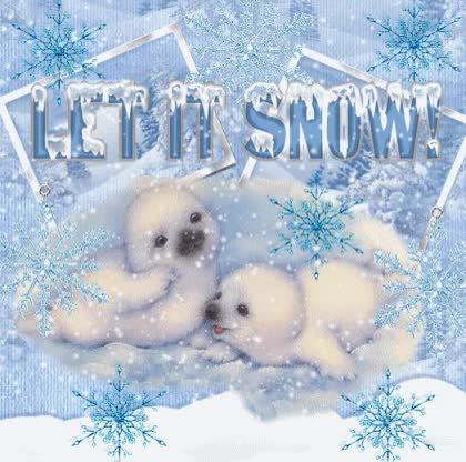 Watch let it snow GIF on Gfycat. Discover more related GIFs on Gfycat