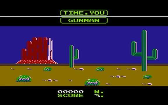 gaminggifs, [Wild Gunman] NES being western (reddit) GIFs
