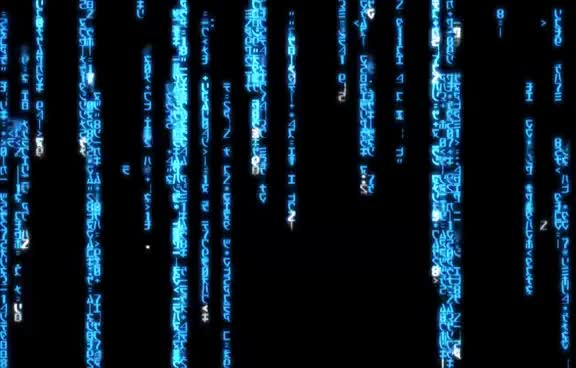 Watch and share Blue Matrix Code HD (1440x900) GIFs on Gfycat