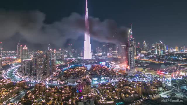 Watch Huge Fire at The Address Downtown Dubai Luxury Hotel timelapse GIF on Gfycat. Discover more dubai, fire, timelapse GIFs on Gfycat