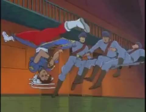 Watch and share Street Fighter Abridged Stupidity 6 GIFs on Gfycat