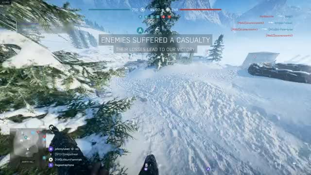 Watch and share Battlefield V OOF GIFs by LithiumFemmek on Gfycat