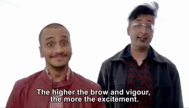 Watch and share Indian Nod : Explained GIFs on Gfycat