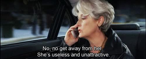 Watch devil wears prada GIF on Gfycat. Discover more related GIFs on Gfycat
