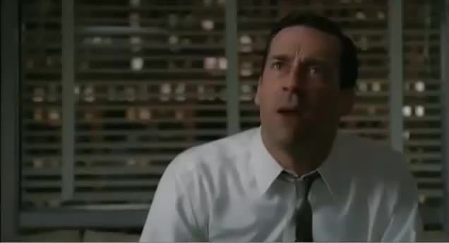 Watch this trending GIF by The Livery of GIFs (@thegifery) on Gfycat. Discover more Elisabeth, Employee, Money, Moss, Olson, Training, best, don, drapper, episode, hamm, jon, mad, men, peggy, program, quotes, suitecase, that, what GIFs on Gfycat