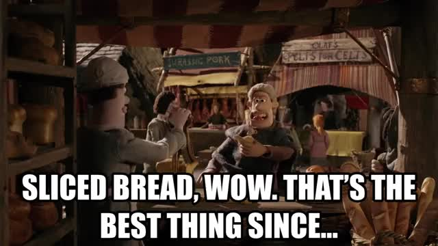 Watch this bread GIF by Early Man (@earlymanmovie) on Gfycat. Discover more bread, early man, early man (2018 movie), early man movie, eddie redmayne, lionsgate, maisie williams, tom hiddleston GIFs on Gfycat
