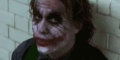 Watch and share Landscape Heath Ledger Joker GIFs on Gfycat
