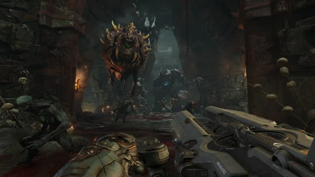 Watch and share Doom GIFs by Photorealistic HDR on Gfycat