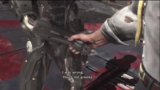 Watch and share Metal Gear Rising GIFs by f15htastic on Gfycat