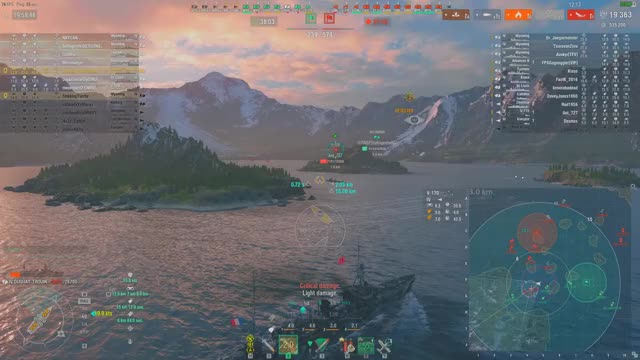 Watch and share Worldofwarships GIFs by humblehominid on Gfycat