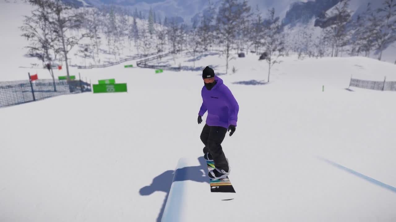 gaming, snow, snowthegame, Back Lip Flip Melon GIFs
